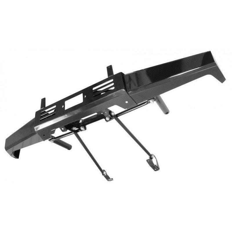 Бампер силовой под лебедку с дополнительной защитой двигателя  (3 дв./5дв., Urban 3дв./ Urban 5дв.)