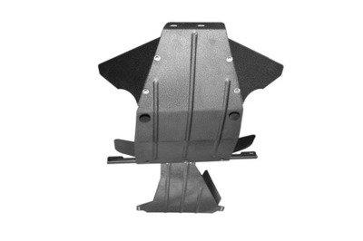 Защита картера двигателя, КПП и раздаточной коробки усиленная «Броня» для