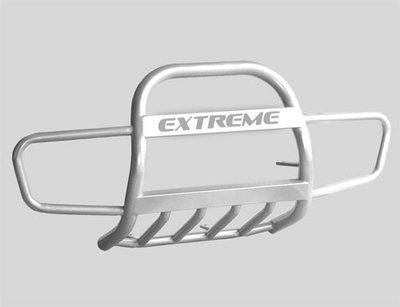 Передок с дополнительной защитой двигателя «С ушами». Chevrolet Niva (- 03.2009)