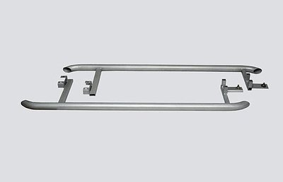 Пороги «Труба», Chevrolet Niva (- 03.2009)