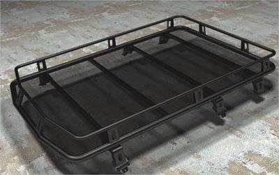 Багажник экспедиционный (грузоподъемность 200 кг), основание - сетка