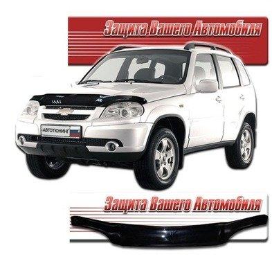 Дефлектор капота Niva Chevrolet