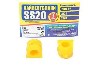 Втулки стабилизатора (малые) (2 шт.). Комфорт. Надежность. Тишина