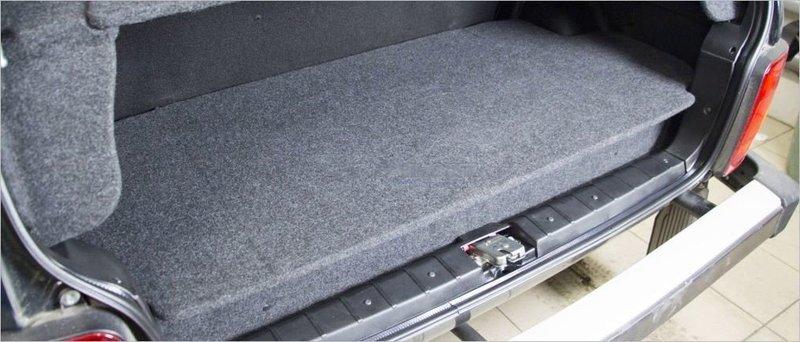 Органайзер багажника  для Лада Нива 4х4 . Тем, кому нужен порядок в багажнике!