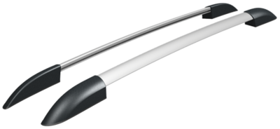 Рейлинги  серебристые для Lada 4x4 ( 5 дв / Urban 5 дв)
