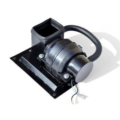 Отопитель салона (подкапотный), модифицированный