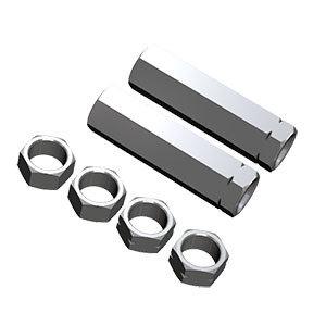 Усиленные и Безопасные скрутки (муфты) рулевых наконечников