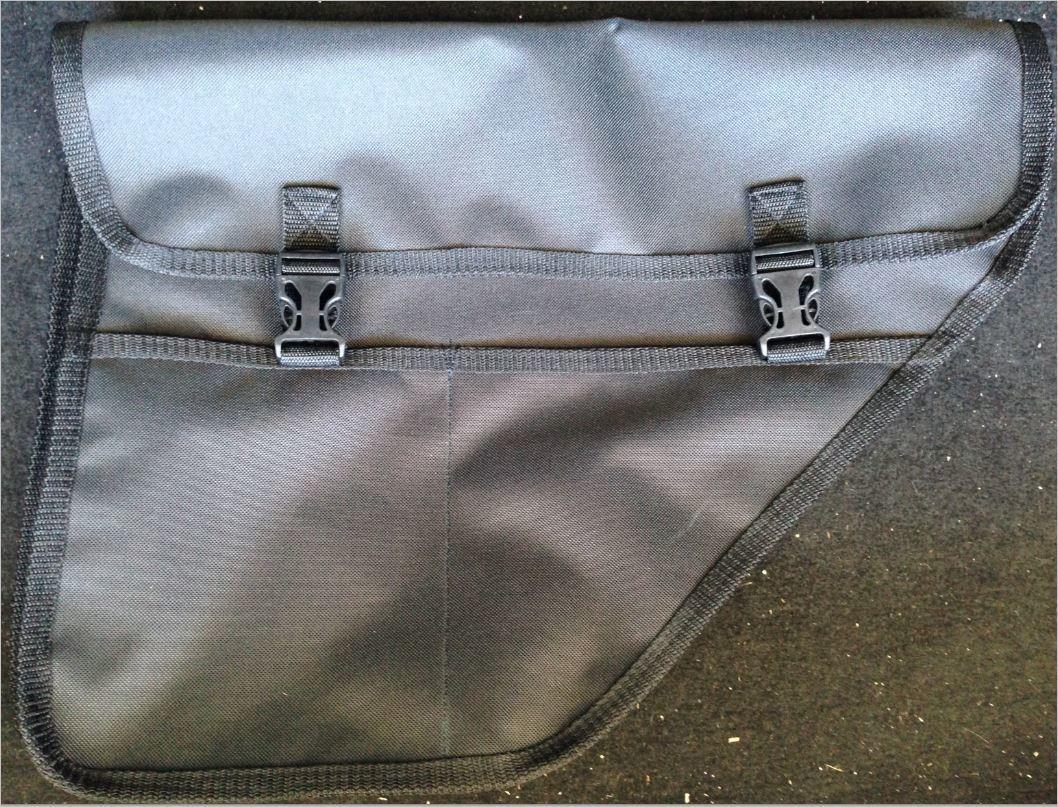 """ПодСумки-Карманы (комплект из 2 сумок: на правую и левую стороны). Багажник Свободный! Всё Упаковано в Нишы! """"Лада 4х4"""""""