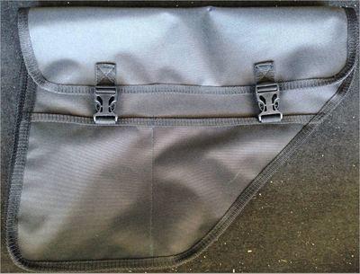 """ПодСумки-Карманы (комплект из 2 сумок: на правую и левую стороны). Багажник Свободный! Всё Упаковано в Ниши! """"Лада 4х4"""""""