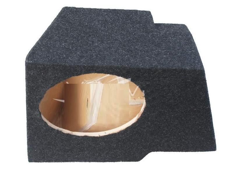 Короб для сабвуфера Chevrolet Niva (в левое крыло)