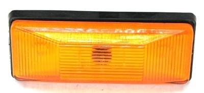 Указатель поворота боковой, с лампой в сборе (оранжевый)