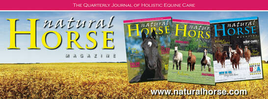 Natural Horse Magazine & Audio Interviews LIFETIME Subscription