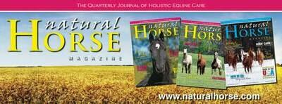 Natural Horse Magazine & Audio Interviews LIFETIME Subscription