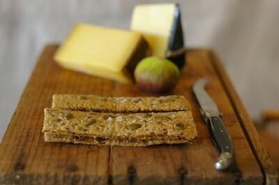 Multi-Seed Cracker Bark