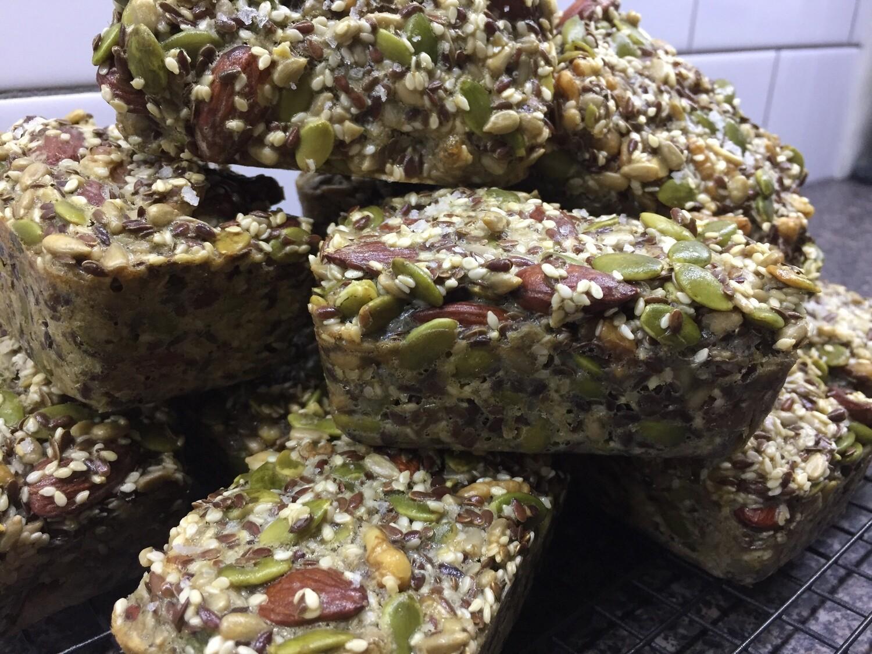 Seed & Nut Keto Loaf