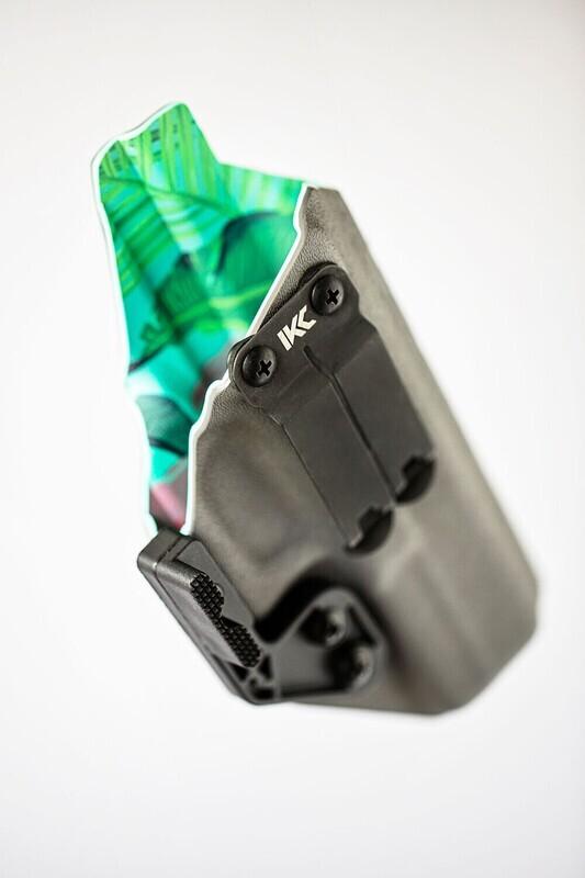 IWB Custom 2Tone Kydex Holster