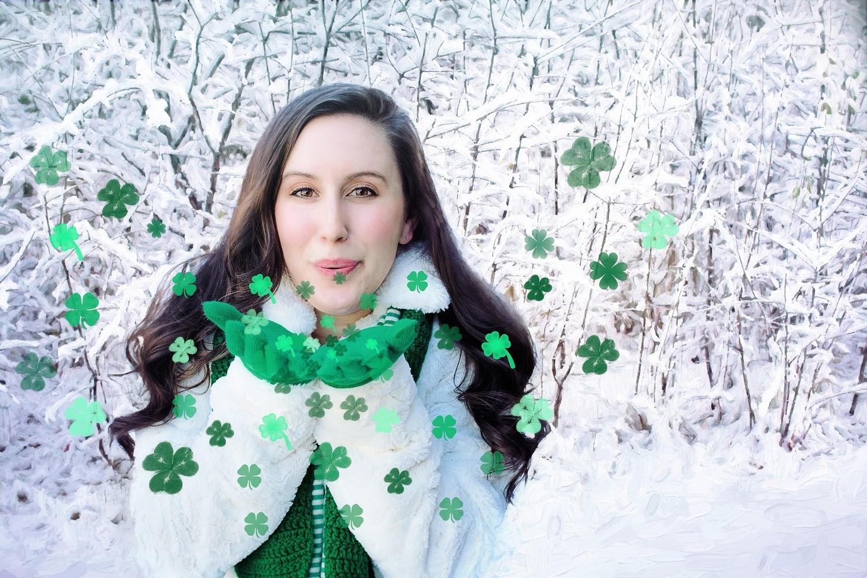 St. Patrick's Day Awaken Your Luck Custom Holiday Spell, $89