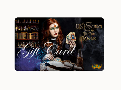 Gift Card - The Magick of Giving!