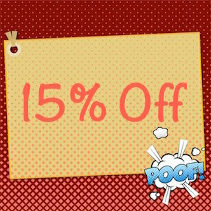 15% Off 30-Day Extended Savings