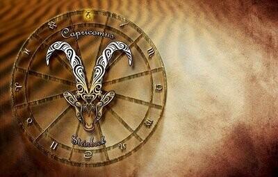 Capricorn Astrology Alchemy Spell, $37