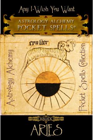 Aries Astrology Alchemy Spell, $37