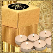 Spell Momentum Tea Lights - Set of 6 Spell Candle, $54