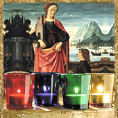 Votive Devotion Spellbinding Candles - Set of 4 Spell Candle, $69