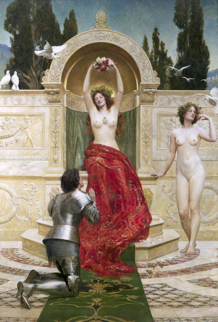 Venus Goddess of Love Spell