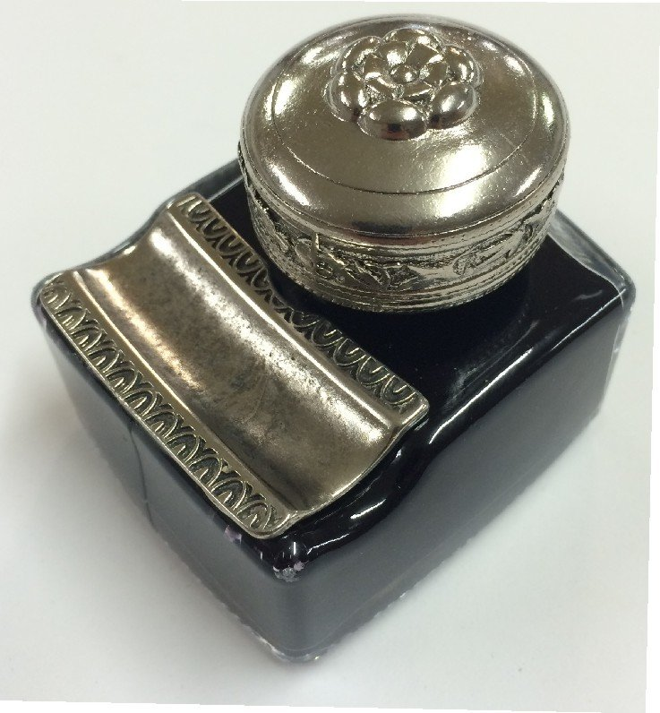 Italian Made Ink & Inkwell, $109