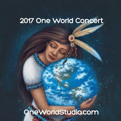 2017 One World Concert CD (MP3 download)