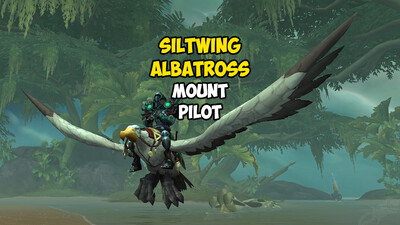 Siltwing Albatross