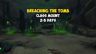 Legion Class Mount (Breaching the Tomb)