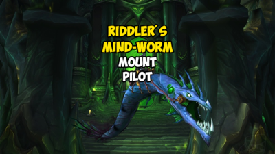 Riddler's Mind-Worm