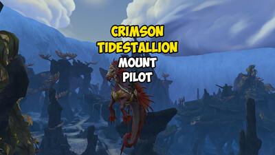 Crimson Tidestallion