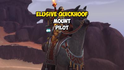 Elusive Quickhoof