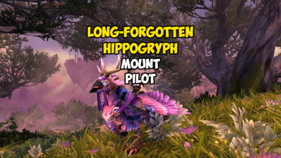 Long-Forgotten Hippogryph