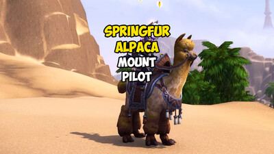 Springfur Alpaca