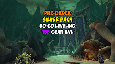 [Pre-order] Silver Pack