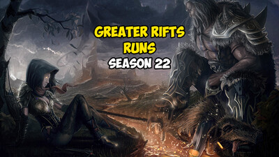 10 Greater Rifts Runs Season 22 US