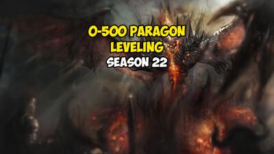 0-500 Paragon Season 22 US