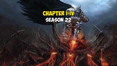 Journey Chapter I-IV Season 22 US