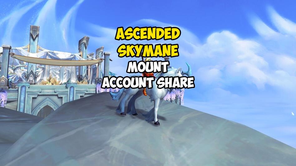 Ascended Skymane