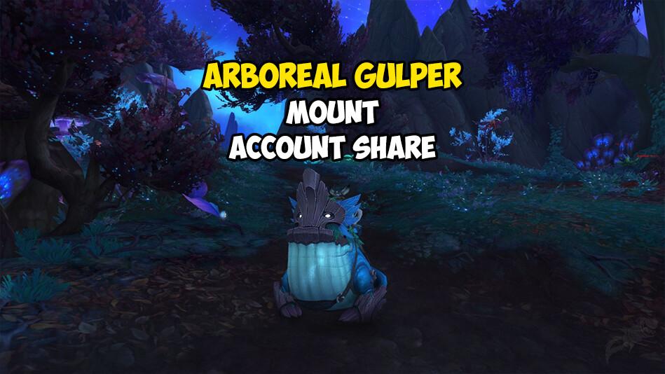 Arboreal Gulper