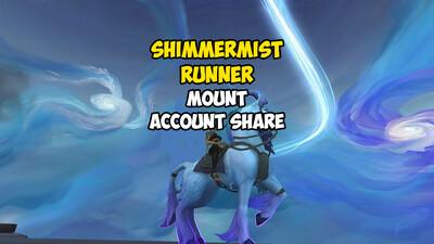 Shimmermist Runner