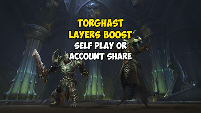 Torghast Layers Boost