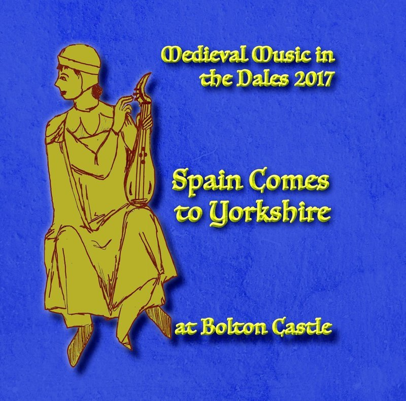 Medieval Music in the Dales CD 2017