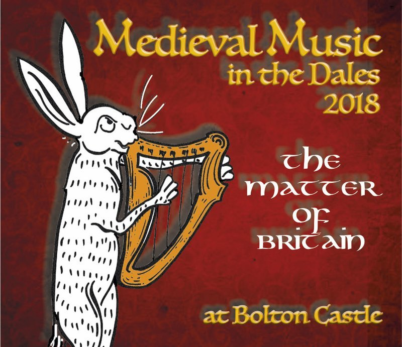 Medieval Music in the Dales 2018 CD