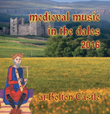 Medieval Music in the Dales CD 2016