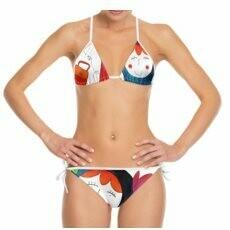 Bikini stampa Bambolina d'Amare Collection