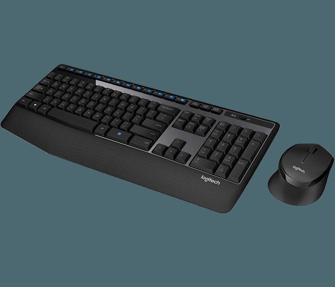 Logitech  Wireless Combo MK345